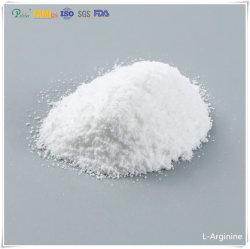 L-Arginina un 98,5% Polvo de calidad de alimentación mín.