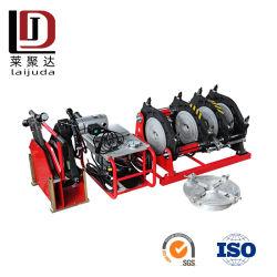 Tubo de HDPE de PE de plástico da placa de Aquecimento Hidráulico soldadura topo a máquina (D355)