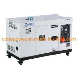 Bajo ruido 6 kVA Generador Diesel con 3 fases (mecánica tipo de ventilador)