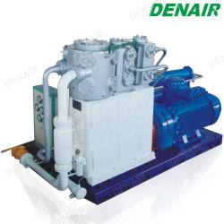 250 Bar de alta presión 25MPa Booster de GNC Gas Natural el compresor de émbolo oscilante.
