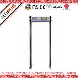 L'arma del corpo che cerca il portello del metal detector con IP65 impermeabilizza SPW-300S