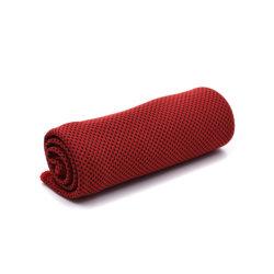 Fibra di raffreddamento del micro del tovagliolo di ginnastica di sport di missione ultra morbida di Microfibre