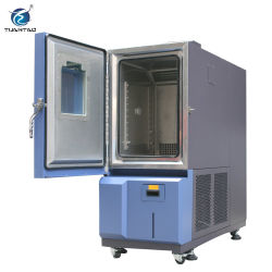 Künstliches hohes Feuchtigkeits-Zyklustest-Gerät der niedrigen Temperatur-IEC60068-2-30