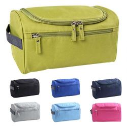 مخصص الرجال أحدث الغسيل حقيبة مستحضرات التجميل حقيبة التجميل السفر مع مقبض