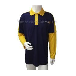 골프 맨 스탠드 칼라 폴리셔츠