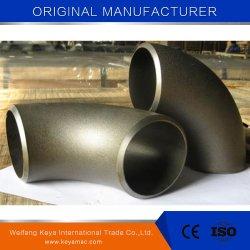 La norme ASTM A234 WP11 Raboutage sch80 coude sans soudure en acier allié