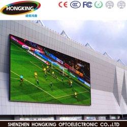 SMD OpenluchtP8mm die Video Mobiele LEIDENE van de Auto van TV Openlucht Reclame voor Media beweegt/toont/Activiteiten