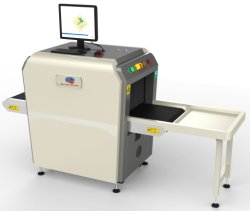 Cheapst 5030une seule énergie de la sécurité OEM de rayons X des bagages, de la parcelle et de bagages de la numérisation d'inspection - plus grand fabricant du système de numérisation avec Aerb Certificat