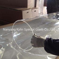 Commerce de gros tube de verre de quartz d'énergie solaire