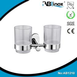 ステンレス鋼の現代的な標準楕円形のカップ・ホルダー