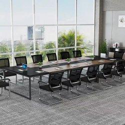 Mármore moderna procure a madeira maciça mesa de conferência Office Mesa de reunião para venda