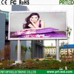 Полноцветный светодиодный индикатор для поверхностного монтажа видео экрана, для использования вне помещений дисплей со светодиодной подсветкой, Реклама на щитах LED с высокой яркостью (P5, P6).