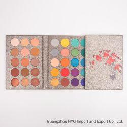 La beauté de la poudre d'ombre de l'oeil de 65 couleurs Palette maquillage Fard à paupières Smoky nu doux Haut Facile à porter pigmentées Shimmer Matte cosmétiques