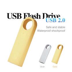 De vrije Aandrijving van de Pen van het Geheugen van de Flits Dtse9 USB van het Embleem Zilveren Gouden