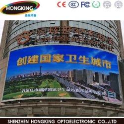 P6 plus efficace de la publicité pleine couleur extérieure de l'écran à affichage LED
