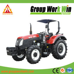 130HP 4WD landwirtschaftlicher Maschinen-Bauernhof/Mini-/Diesel-/kleiner Garten/landwirtschaftlicher Traktor
