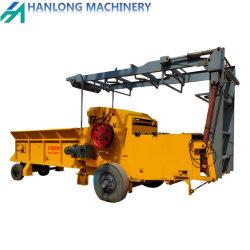 Große High-Efficiency Forstwirtschaft-/Lebendmasse-hölzerne mobile Zerkleinerungsmaschine-Maschinerie