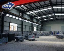 設計事前加工工場建設鋼製フレーム構造棟の建設プロジェクト