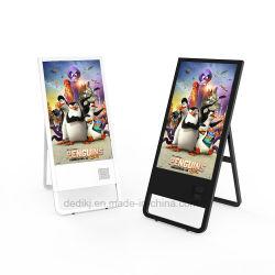 Dedi 43 pulgadas Digital Publicidad Quiosco, quiosco digital Stand
