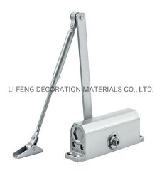 De plus près de la porte de bonne qualité pour les accessoires de matériel de construction de vitre de porte