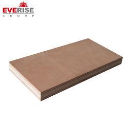 Fijn Pine Wood Fire-Retardant Fireproof En Moisture-Proof Commercial Plywood