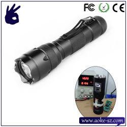 Lampe torche à LED de charge sans fil Solution PCBA