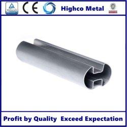 Montaggi di gomito di vetro del tubo dell'inferriata del gomito del tubo della scanalatura dell'acciaio inossidabile