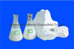 China kalzinierte Kaolin-weißen Lehm für Farbenindustrie