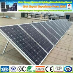 高出力屋外用 IP65 防水アルミニウム 10W 25W 40W 60W 100W LED 太陽エネルギーシステム