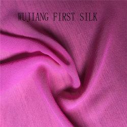 Qualité Georgette rayonne de soie, soie mélangée Ggt Tissu, tissu Silk Blend GGT, de la soie