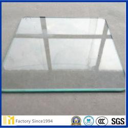 Prix de gros 2mm-12mm coupée à toute taille pour les meubles de verre flotté clair