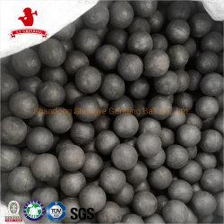 Billes en acier laminés à chaud / Boule de meulage forgé pour les mines de minéraux
