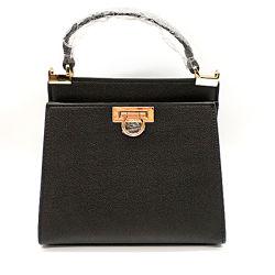 De zwarte Handtas van de Totalisator van het Bureau voor de Jonge Elegante Zak van de Vrouwen van Dames