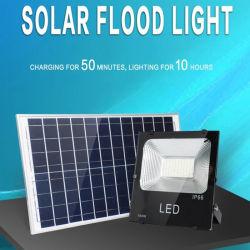 Im Freien der Beleuchtung-LED Flut-Lichter Sonnenenergie-der Beleuchtung-100W LED