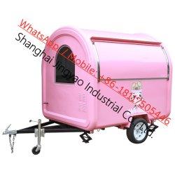 Big 4 колеса прицепа для продажи/чай подают тележек/Airstream продовольственная корзина