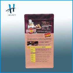 Écologique BOPP stratifiés sac pour les aliments pour animaux, l'emballage PET Sac d'alimentation