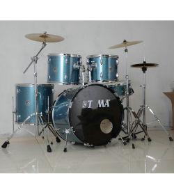 Set di tamburi WY 2000, set di tamburi Premier, Tama, Dw