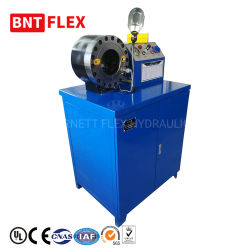 Pressione idraulica che unisce/tubo flessibile di gomma che unisce/piegatura idraulica del tubo/macchina di piegatura del tubo flessibile