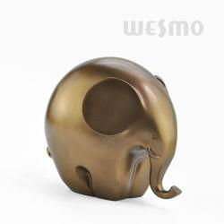 L'éléphant Polyresin cadeau de vacances (WTS0021A)