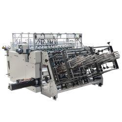 Petite boîte en carton automatique stable Erector Carton ériger la machine
