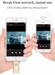 De nouveaux bombardements lecteur Flash USB OTG pour l'iPhone USB Pen Drive