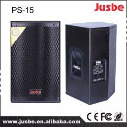 PS-15 Full-Frequency 400-800W 15 pouces de haut-parleurs multimédia professionnel