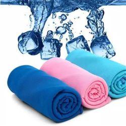 Novo Design de toalha de desportos de Refrigeração
