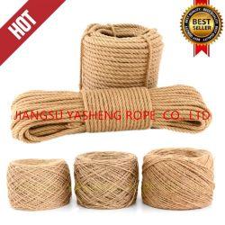 Couleur naturelle séchées 24mm Twisted Manille /Firber corde de chanvre de corde de sisal
