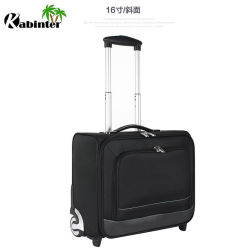Multilayer Laptop Van de Bedrijfs bagage van de Reis van de Bagage van het Karretje Multifunctionele Aktentas