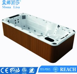 4,8 mètre de la conception spéciale Whirlpool nager massage Spa Piscine (M-3370)