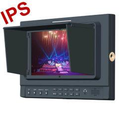 "7 "" IPS Panel 1280X800 UltraのHD Sdi Monitor"