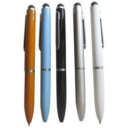 Penna a sfera retrattile 2 in 1 e touch screen stilo Luxury per Tablet/cellulare (SNY5513)