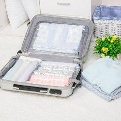 Поездки вакуум сжатый пакет вакуумный герметичный мешки для хранения одежды