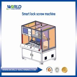 Intelligente Verschluss-Schrauben-Maschine für Befestigungsteil-Elektronik/elektrische Gerätekommunikation/Haushaltsgeräte/Instrumentenausrüstung